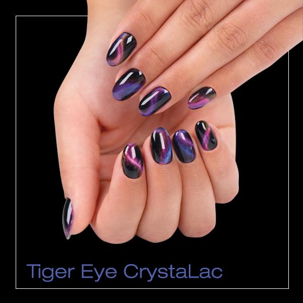 Tiger Eye CrystaLac