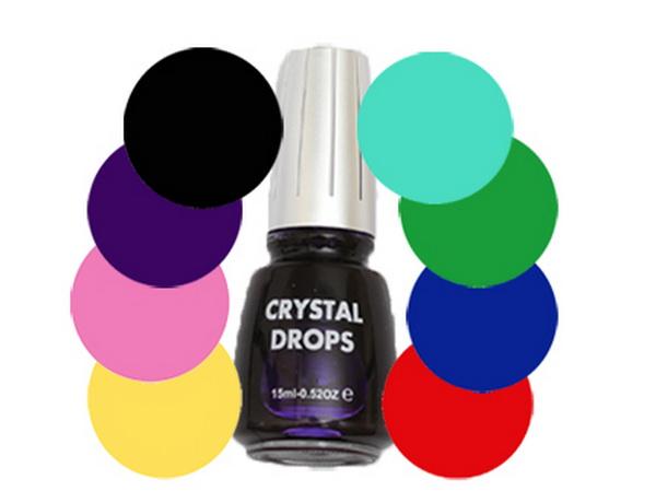 Crystal Drops - színező cseppek