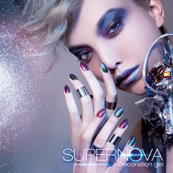 Supernova Decoration gel
