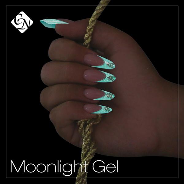 Moonlight - Világító színes zselék