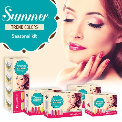 Trend Colors Summer 2016 készletek