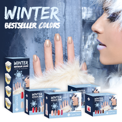 2015 Bestseller Colors Winter készletek