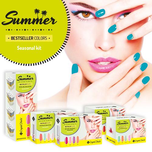 2016 Bestseller Colors Summer készletek