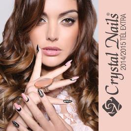 Crystal Nails 2014/15 TÉL EXTRA kiegészítő katalógus