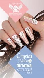 Crystal Nails 2016 Oktatási katalógus