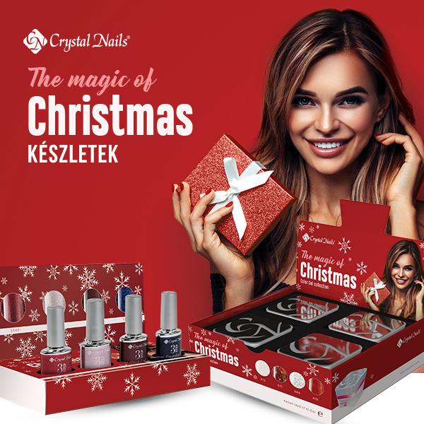 2019 The Magic of Christmas készletek