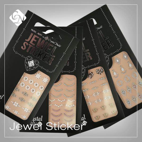 Jewel sticker ékszermatrica