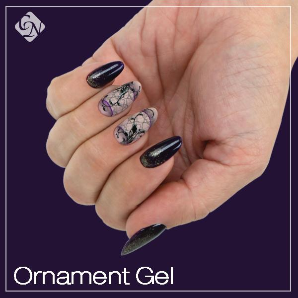 Ornament gel