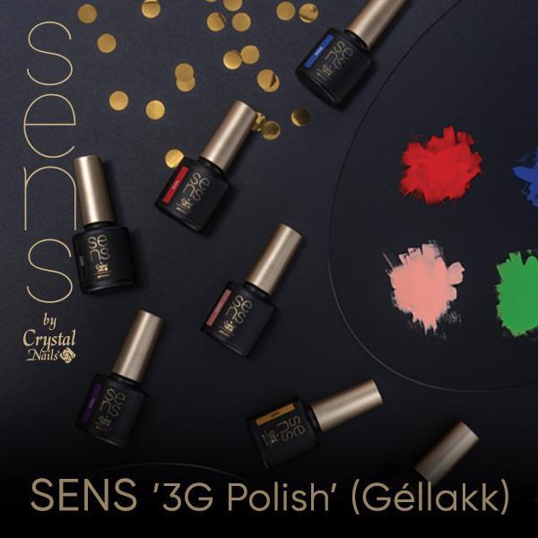 SENS '3G polish' Géllakk