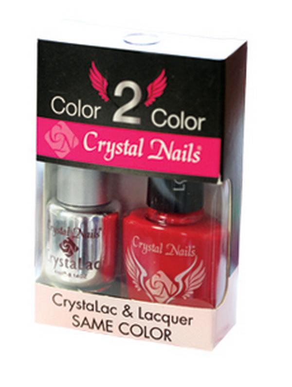 Color 2 Color - CrystaLac és körömlakk készletek