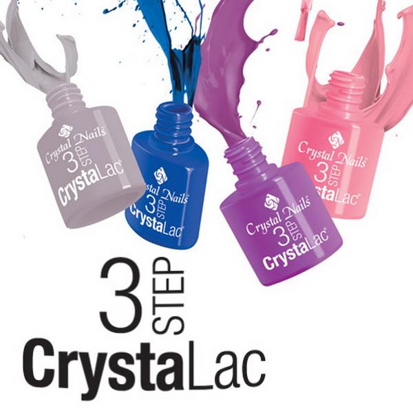 3 STEP CrystaLac (3S színek)