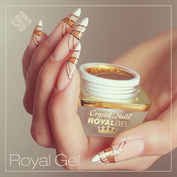Royal Gel - színes zselék