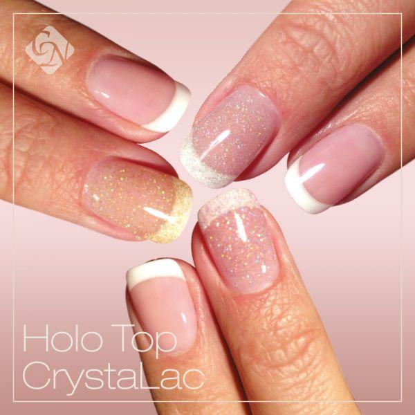 Holo Top CrystaLac (GL)