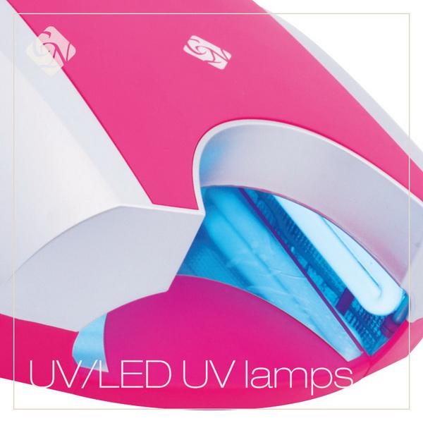 UV lámpák, UV és LED csövek